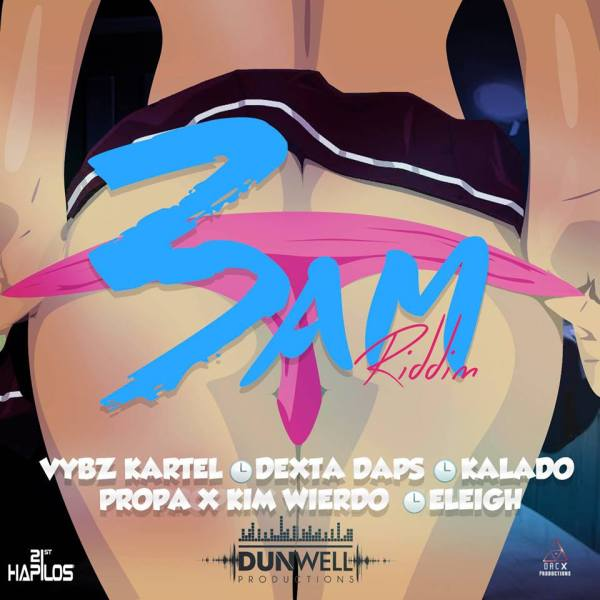 3am-riddim-dunwell-productions