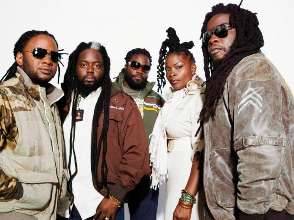 The Royal Family of Reggae Morgan Heritage