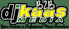DJ Kaas Media B2B Logo