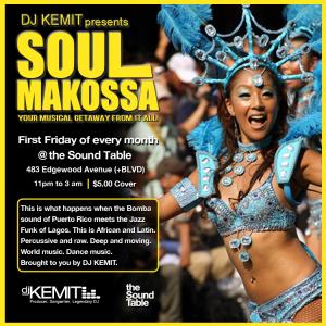 Soul MAKOSSA 7