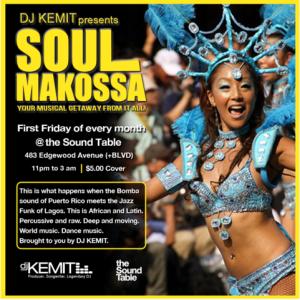 Soul Makossa Bahia A