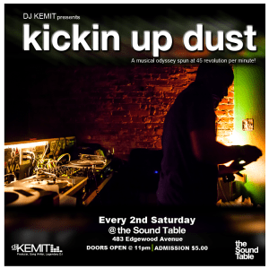 KICKING UP DUST ART4psdelx