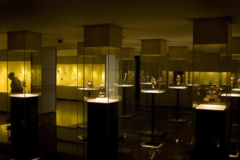 Resultado de imagem para museu do ouro bogotá