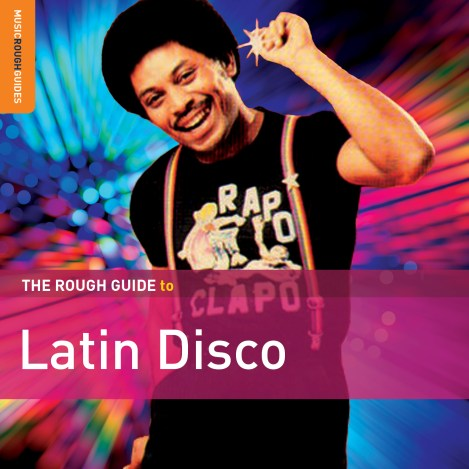 Rough Guide To Latin Disco cover