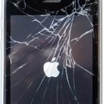 Битый Iphone