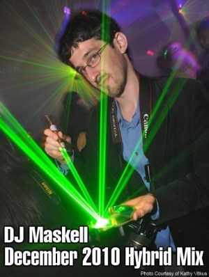 DJ Maskell December 2010 Hybrid Mix