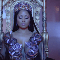 "NICKI MINAJ ""NO FRAUDS"" FT. DRAKE & LIL WAYNE