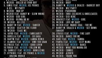 Download New Generation Afro Hip Hop Mix - DJ Jimmy Jatt