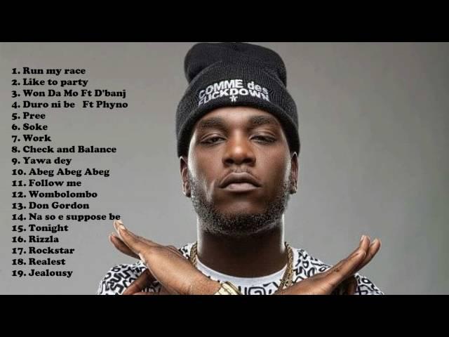 best of burna boy mix 2018 dj mixtapes