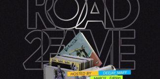 Mixtape DJ Maff Road2Fame Mix March Edition
