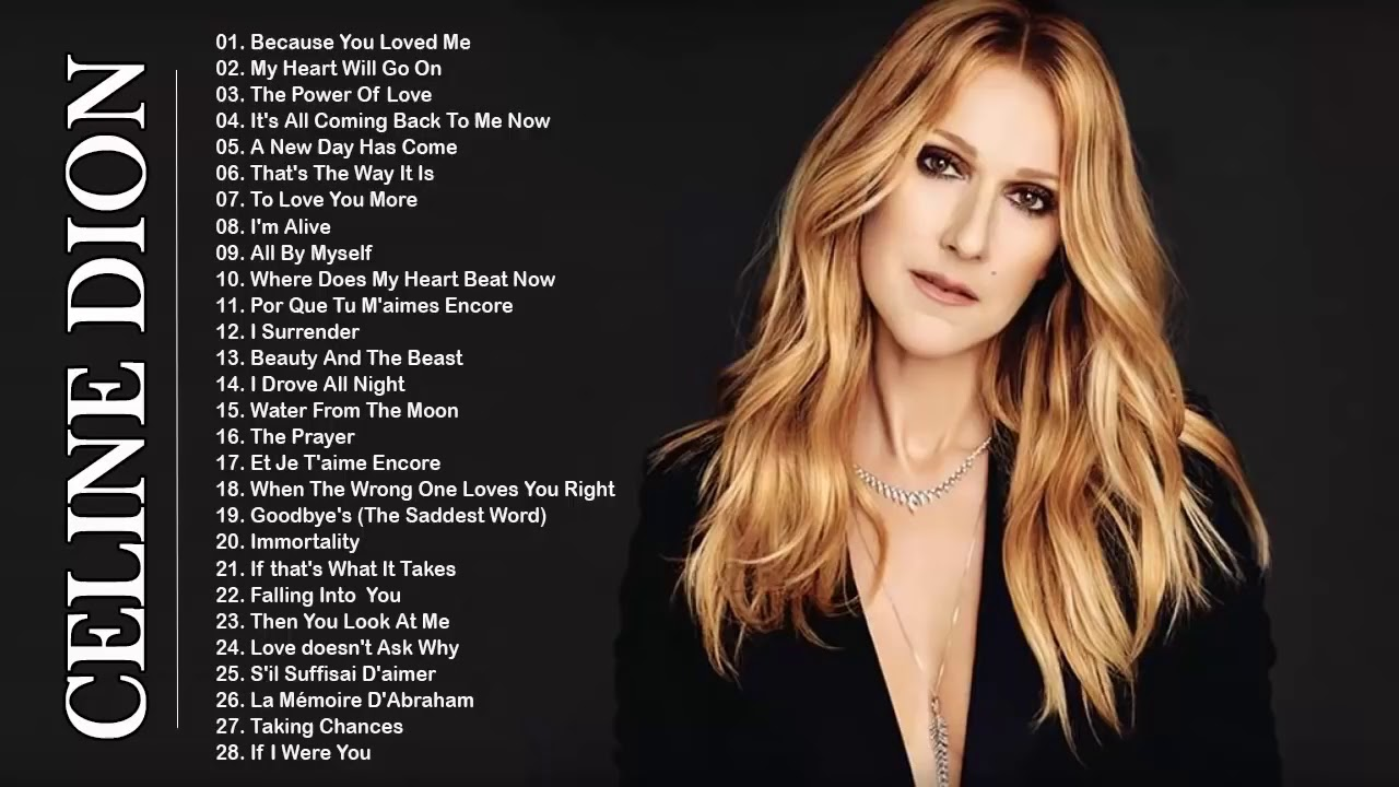 The Best Of Celine Dion Mp3 - Free downloads and reviews