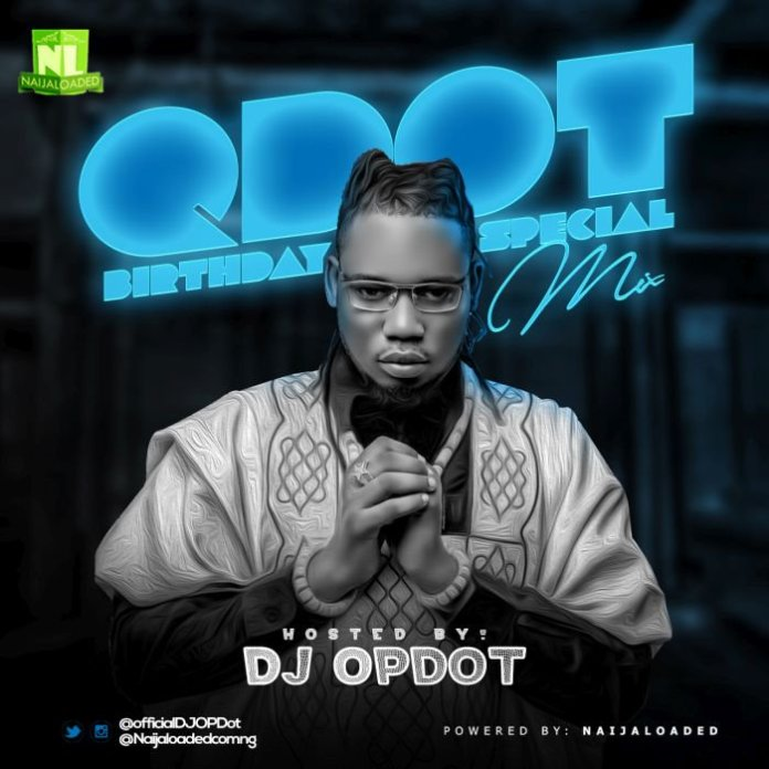 DJ OP Dot Best of QDOT songs DJ Mixtape