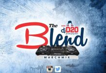 DJ-D20-BLEND-DJ-MIX-MARCH