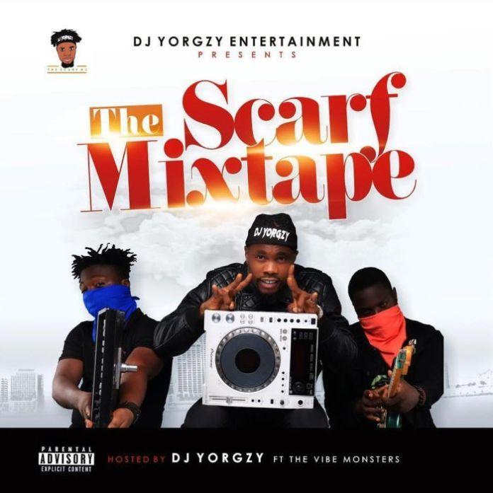 DJ-Yorgzy The scarf Mixtape 2019