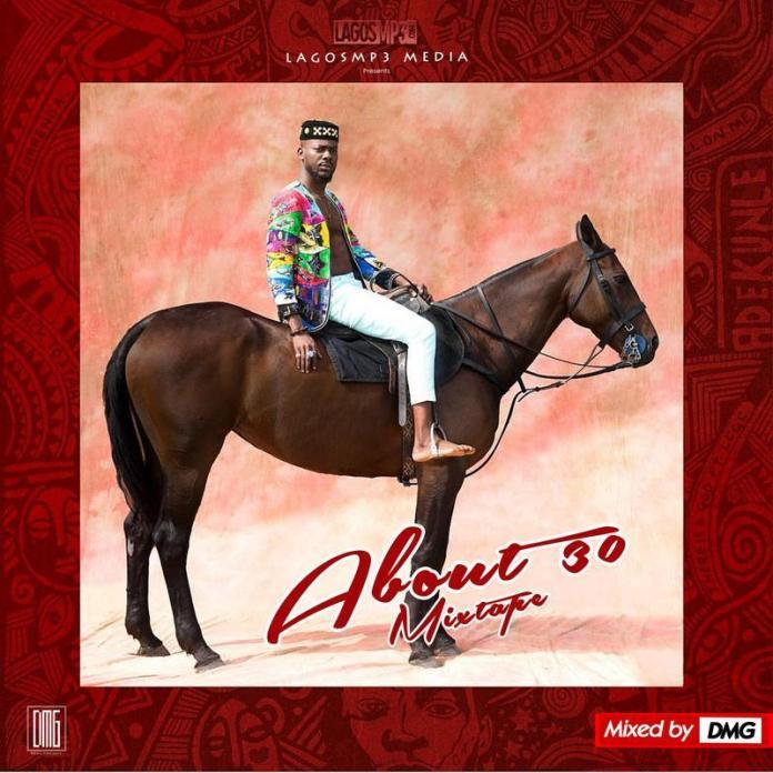 best of adekunle gold mixtape by dmg