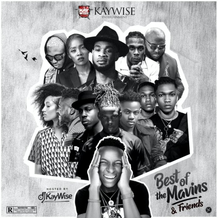 DJ-Kaywise-Best-Of-The-Mavins-Friends-Mixtape