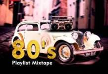 DJ Chascolee Foreign 80's Playlist Mixtape