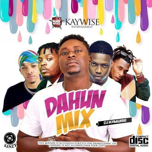 dj kaywise dahun mix 2019