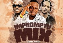DJ Klassique – Impromptu Mix (Soapy Dance mixtape)