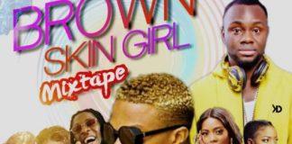 dj maff brown skin girl mixtape