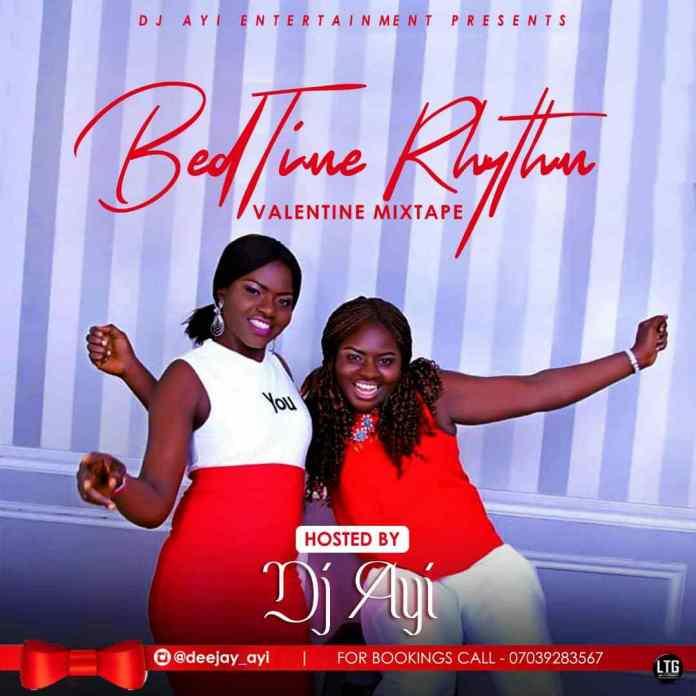 [Bedtime DJ Mix] DJ Ayi Mixtape – Bedtime Rhythms Mix
