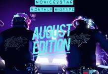 Download DJ Klassique Mix - Novice2Star Monthly Mixtape August 2019 Edition