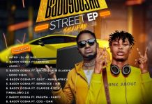 Mixtape DJ OP Dot – Baddy Oosha Street EP Mash-Up Mix