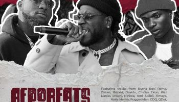 Club DJ Mix] DJ Moti Cakes – Afro Club Bangers Mixtape - DJ Mixtapes