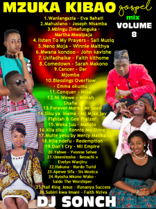 Latest Kenyan Gospel Mix Mp3 Download - Mzuka Kibao Gospel Mixtape