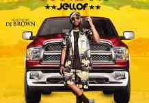 DJ Brown Ghana Jellof Mix
