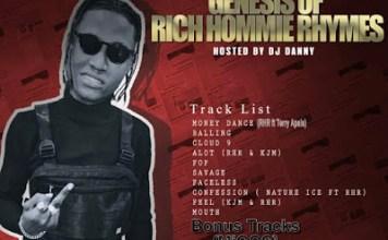 DJ Danny Genesis of Rich Hommie Rhymes