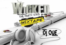 DJ Que - Wicked The King Mixtape Mp3 Download