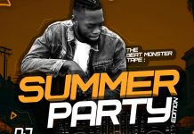 DJ Smith The Beat Monster Tape Summer Party Mix