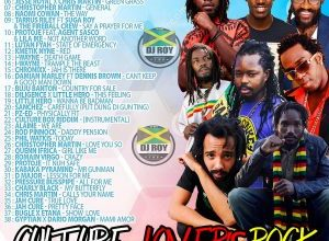 dj-roy-reggae-culture-lovers-rock-reggae mix-vol 15