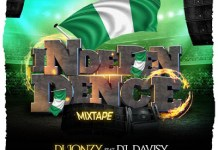 DJ Jonzy DJ Davisy Independence Mixtape songs dj mix mp3 download