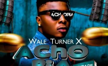 DJ MoreMuzic ft Wale Turner – Achopia Mix Mixtape Mp3 Download