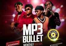 DJ-PlentySongz-Mp3bullet-Monthly-Mixtape-October-Edition