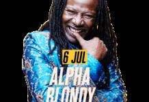 Best Of Alpha Blondy DJ Mix Mixtape Mp3 Free Download