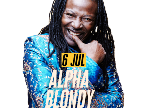 Best Of Alpha Blondy DJ Mix Mixtape Mp3 Free Download