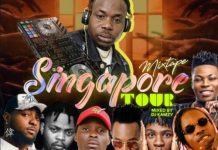 dj kamzy singapore tour mix
