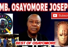 download Best Of Osayomore Joseph Mix Download