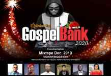 dj d20 end of year gospel mix gospelbank 2020