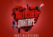 DJ Latitude Valentined Mix - 2020 DJ Mixtape Mp3 Download