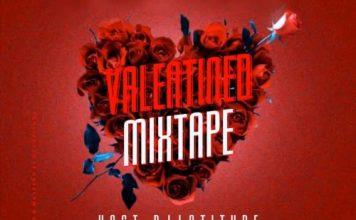 DJ Latitude Valentined Mix - 2020 DJ Mixtape Mp3 Download
