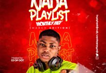DJ OP Dot Naija Playlist Monthly Mix March Edition - Hottest DJ Mix 2020