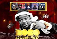 DJ Real 2020 Welcome Party Mix Mp3