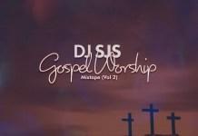 DJ SJS Gospel Worship Mix Vol 2