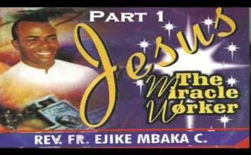 Best Of Father Mbaka Mixtape DJ Mix Rev Father Ejike Mbaka Songs Mp3