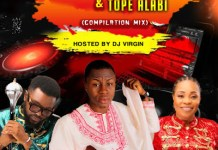 DJ Virgin Mike Abdul & Tope Alabi Compilation Gospel Mix 2020