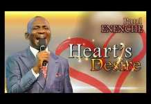 Pastor Dr Paul Enenche Mixtape DJ Mix - Best Of Paul Enenche Worship Songs Mp3 Download